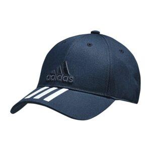 adidas 3-stripes Classic cap marine/wit